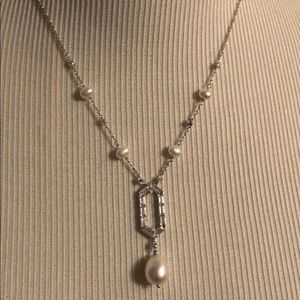 Nadri freshwater cultured pearl necklace